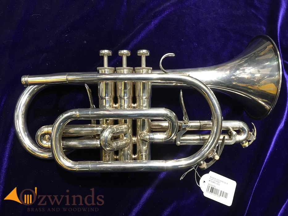 Besson Sovereign 927 Bb Cornet (USED) #752865